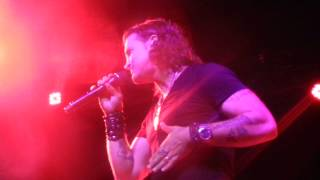 Dying to Live Scott Stapp Scinclar March 31, 2014