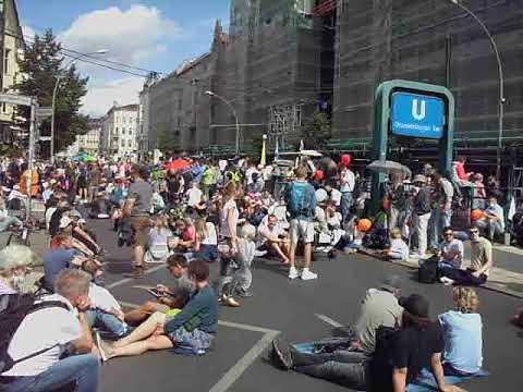 Querdenker Demo Berlin