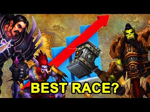 What Is The Best Race For Dps In Classic WoW?
