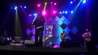 Courtney Pine performing at Java Jazz Festival 2015 Song 2
