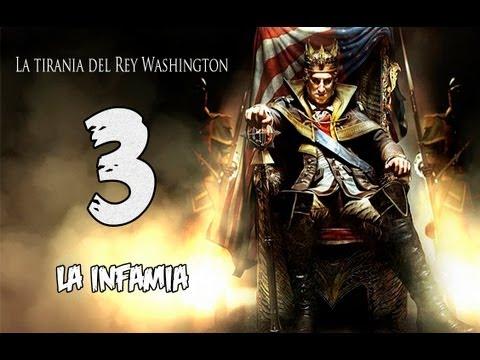 Assassin's Creed 3 - La Tiranía del Rey Washington : Mision 3