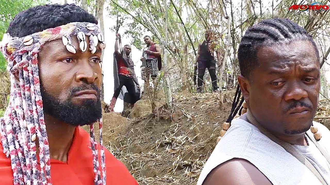 Download THIS NEW MOVIE OF SYLVESTER MADU & KELVIN BOOKS ' KING OF THE STREETS' WAS JUST RELEASED -2021 Movie