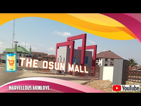 OMG: See What The Crawler Found in OSUN MALL After becoming the first to Crawl it [Watch Here]