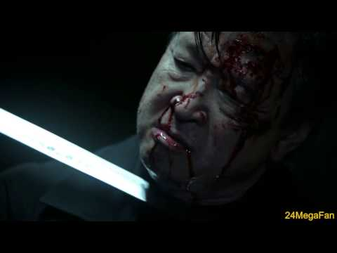 Jack kills Cheng and his men - 24: Live Another Day Finale