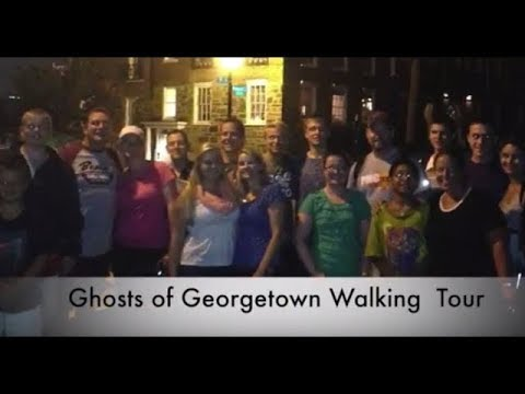 Ghosts of Georgetown Walking Tour | Washington DC