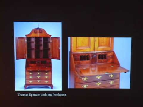 Patricia E. Kane on American Decorative Arts