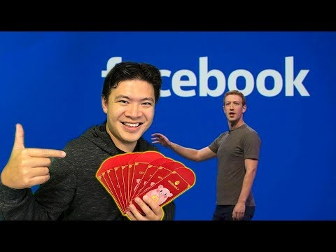 Facebook's first Crypto Acquisition / Chinese New Year Giveaway!!