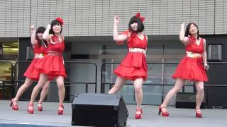 Repeat youtube video 4/20  乙女の純情  福岡市役所 ふれあい広場 「カレン」