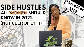The BEST  Side Hustle for WOMEN in 2021/ Make money online from home in 2021