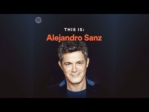 THIS IS: ALEJANDRO SANZ Entrevista en Spotify +ES+ El Concierto