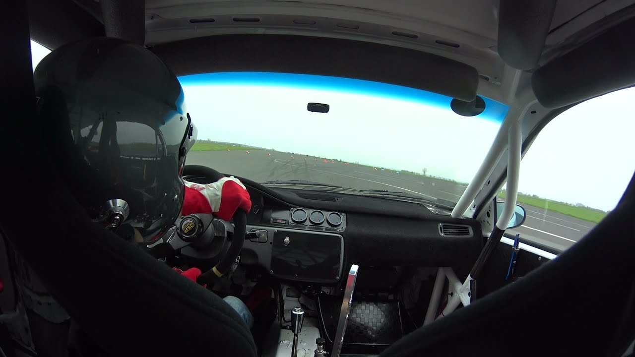 I Race day 2021 onboard