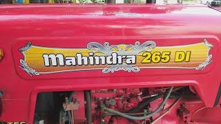 चला गया 2012 .Mahindra 265 Di MKM भूमि पुत्र ट्रैक्टर,