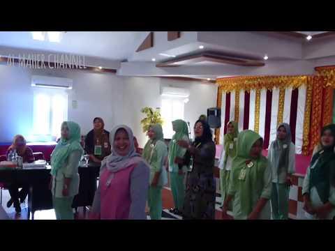 RSU Mufid Yel-Yel Akreditasi hari terakhir