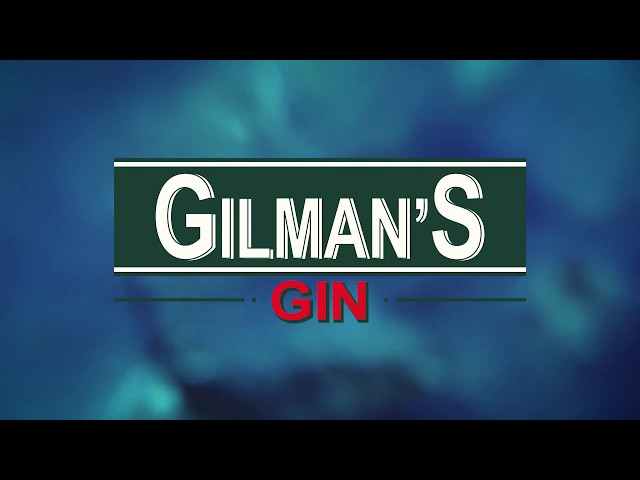 How to make a Gin Tonic with GILMAN'S GIN