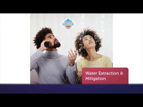 The Gibraltar Water Damage Restoration Service in Smyrna, GA