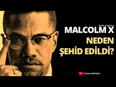 Alparslan Kuytul Hocaefendi Malcolm X 'in şehadetini anlatıyor...