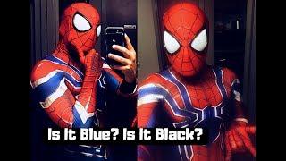 New Spider-Man (PS4/Insomniac) Iron Spider Suit!