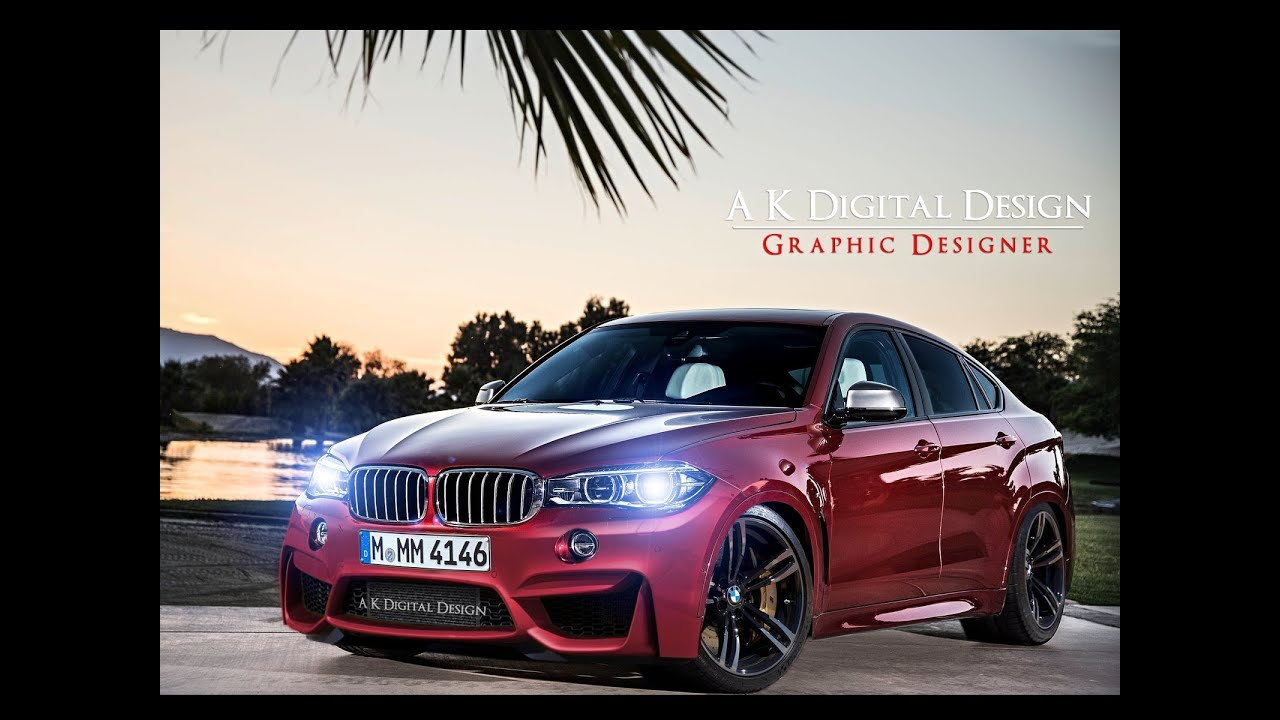 Bmw X6 2015 Modified Virtual Tuning Youtube