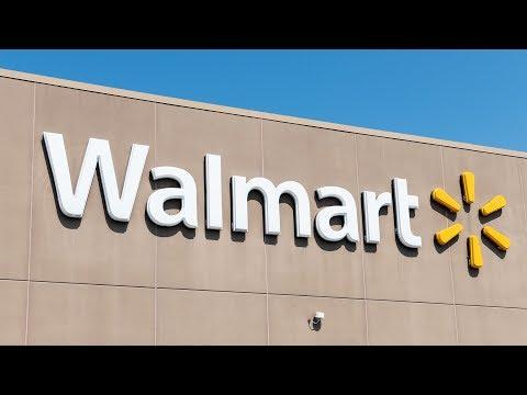 Walmart Employees Confront Customer Over Receipt