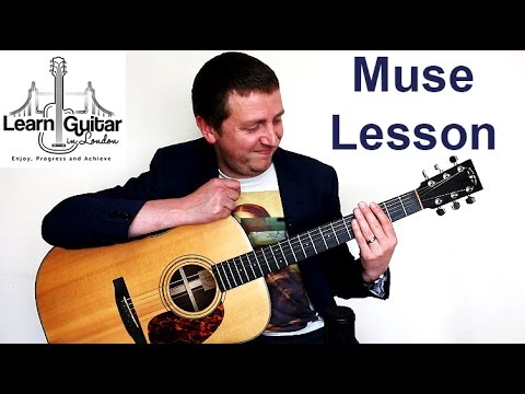 Muse - Time Is Running Out - Easy Guitar Lesson - Drue James
