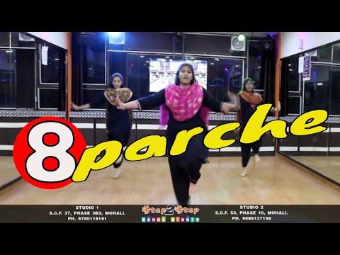 8 Parche | Baani Sandhu | Wedding Dance | Easy Bhangra Steps Choreography | Step2Step Dance Studio