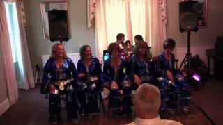 Surprise Wedding Dance ABBA & The Stunners