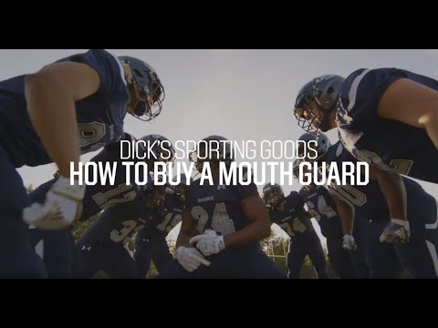 How To Buy A Mouth Guard - Football Pro Tips
