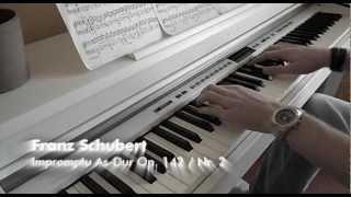 Franz Schubert - Impromptu in As-Dur Op. 142 / Nr. 2