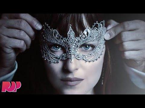 'Fifty Shades Darker' Trailer IS HOT