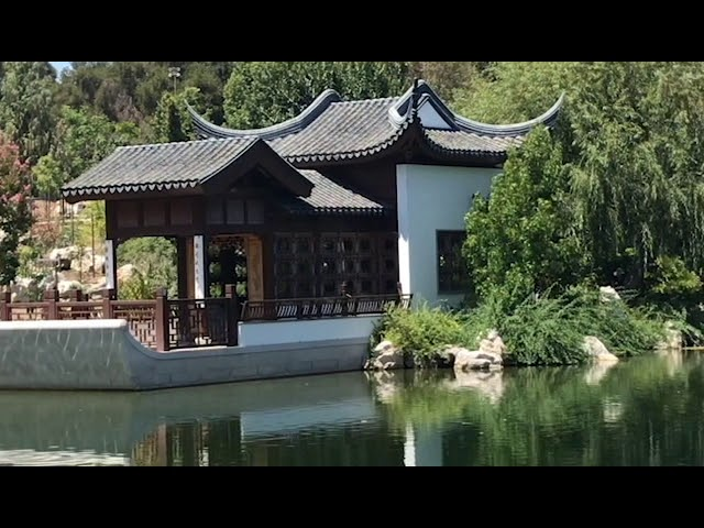 A Tour of the Chinese Garden at the Huntington Library
