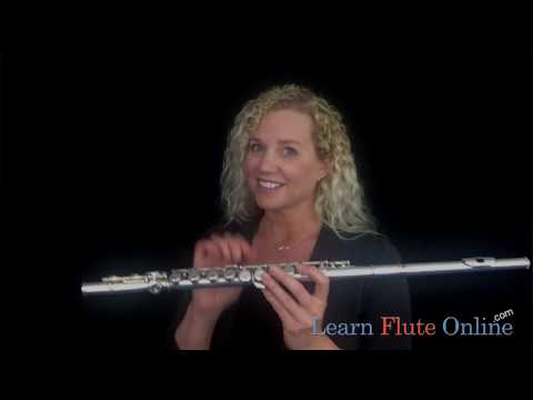 How to Identify a Leak on Your Flute