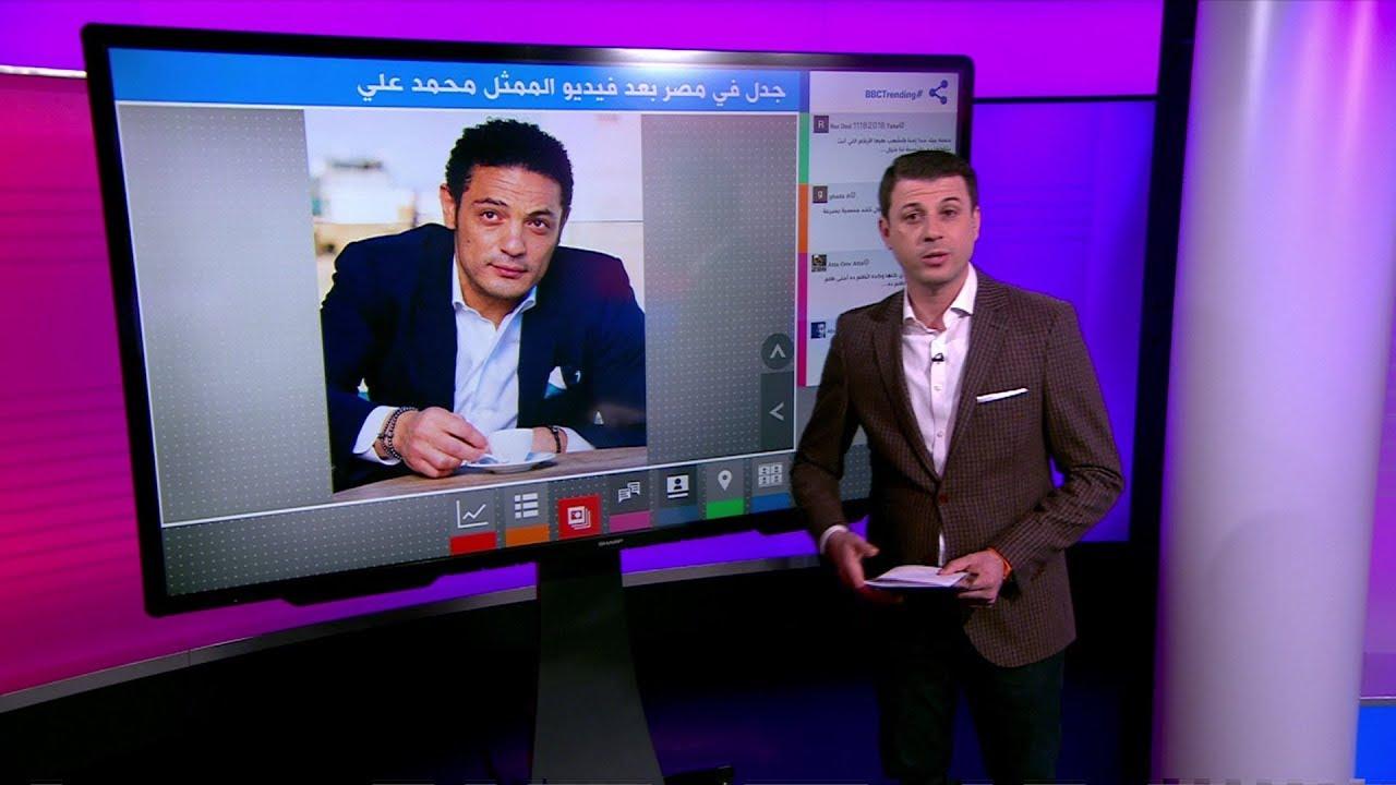 ممثل ومقاول مصري يتهم مسؤولين بالجيش بالفساد، ووالده يعتذر للسيسي