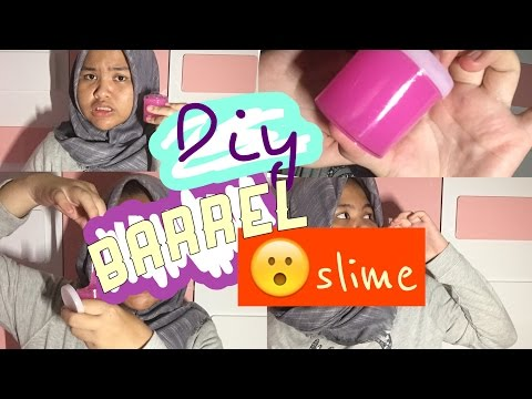 barrel o slime how to make