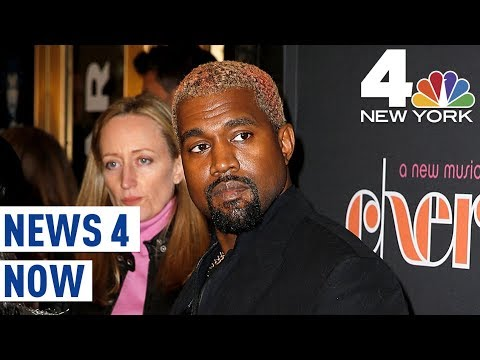 Kanye West Called Out for Using Phone During Broadway Show   News 4 Now Mp3