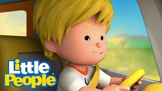 Fisher Price Little People 136 | Never too late to listen | Full Episodes HD | Kids Movies