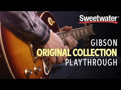 Gibson 2019 Original Collection Playthrough