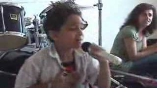 9 Year Old Persian Singer