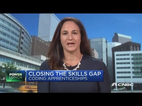 Here's how coding apprenticeships close the skills gap