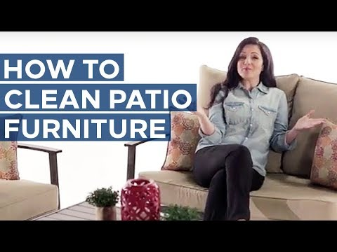 How To Clean Patio Furniture (Plastic, Wood, & Metal) | Sears Knowledge Center