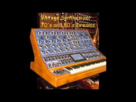 Norwegian Vintage Synthesizer 70s and 80s Dreams Full album