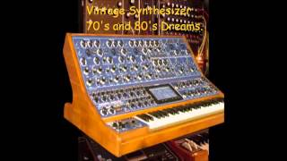 Jean Michel Jarre inspired Vintage Synthesizer 70