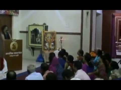 Sheela Tasgaonkar indore Speech