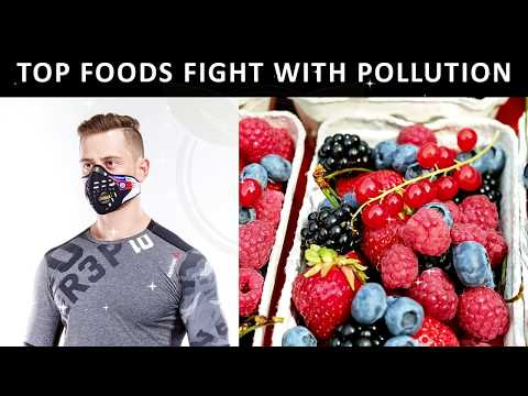 🔥Top 5 Pollution Fighting Superfoods | 5 Anti Cancer Foods | Natural Cares