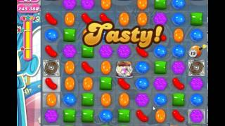 Candy Crush Saga Level 483 No Booster 3 Stars