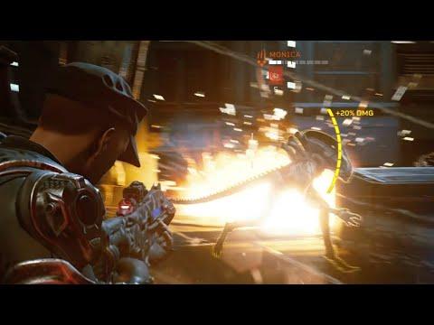 Priority One: Rescue - Ultra Quality, No Commentary - Aliens: Fireteam Elite |