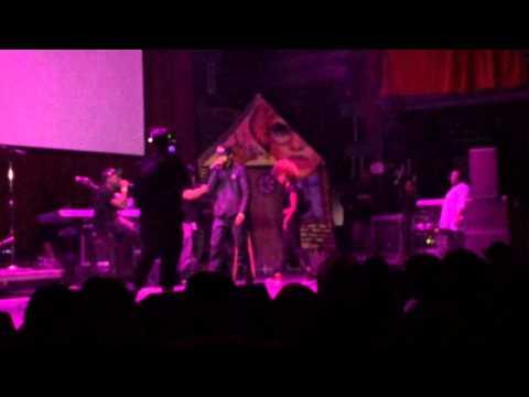 Pinky KillaCorn Intro at the Fillmore