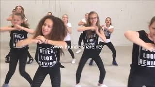 Hdvidz in EGO   Willy William   Easy Kids Dance Choreography Fitness