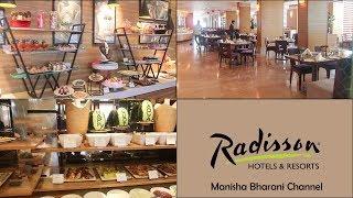 Sunday Brunch Radisson Mumbai Food Vlog By Manisha Bharani संडे ब्रन्च रैडिसन मुंबई फ़ूड व्लॉग