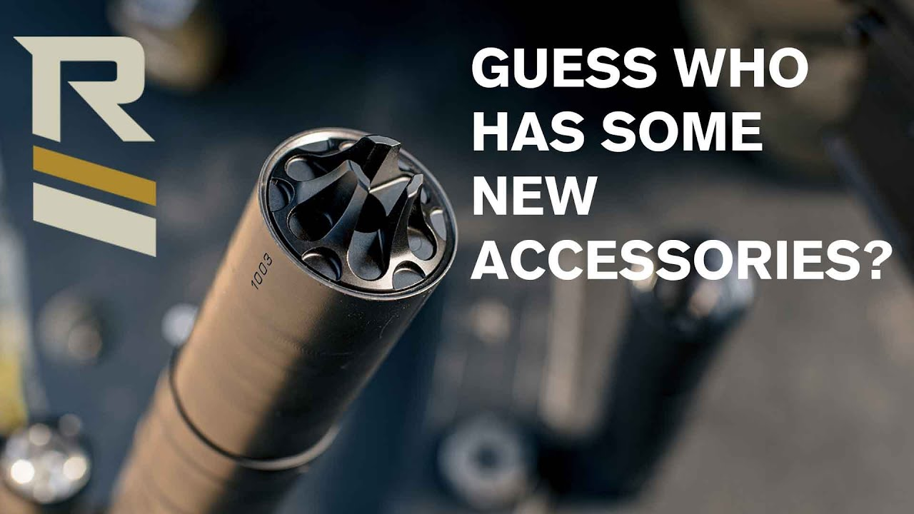 Rugged Suppressors And The New Accessories