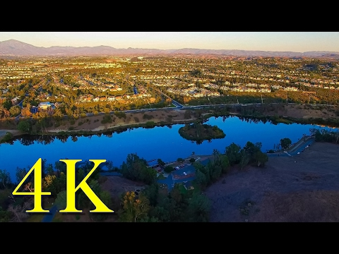 Phantom 3 Pro Drone Flight in Laguna Niguel, CA in 4K UHD